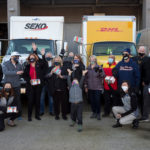 One Million Masks Donated to Help Protect One Million Children  from COVID-19 in Washington State  FLTR, SmartAID, DHL, SEKO Logistics and several other organizations work together to donate and orchestrate delivery of a million protective masks for children